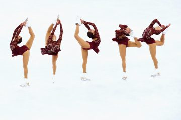 Quiz: Can You Name All of These Figure Skating Tricks?
