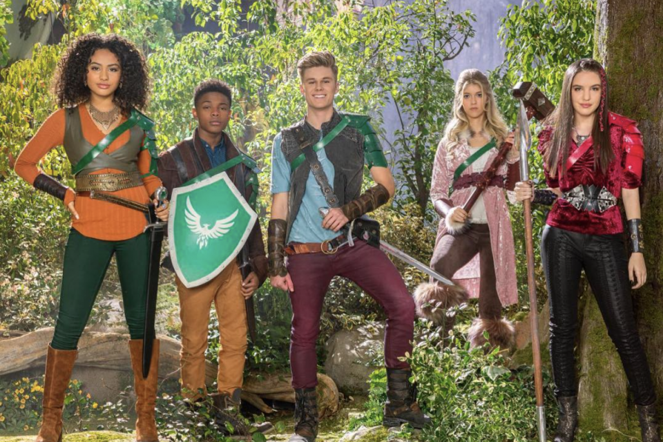 Nickelodeon Gives Fans A 'Knight Squad' Sneak Peek | TigerBeat