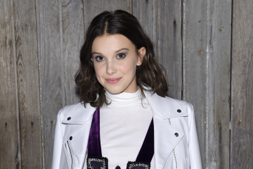 Millie Bobby Brown Shares the First BTS Photo From 'Stranger Things' Season Three