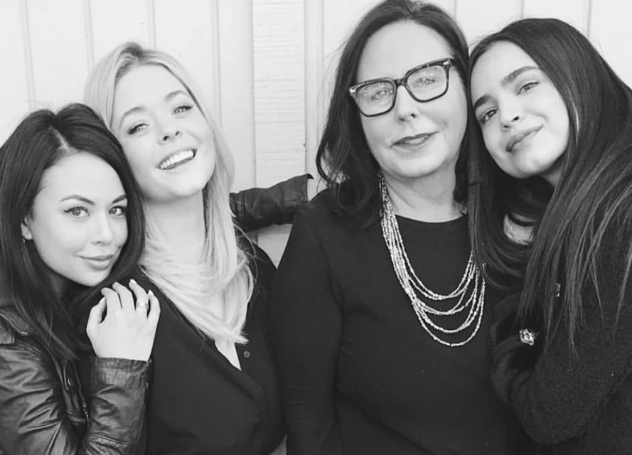 The Cast of 'PLL: The Perfectionists' Celebrates The Start Of Production On Season 1