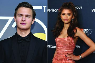 Zendaya and Ansel Elgort to Star In New Movie Together