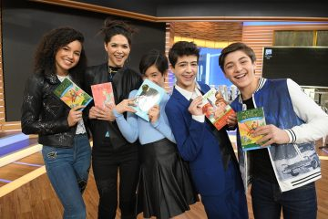 The Stars of 'Andi Mack' Reveal Their Fave Book Recommendations