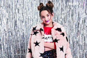 Annie LeBlanc Recounts The Story Of How She Became A Singer In #19under19 Video