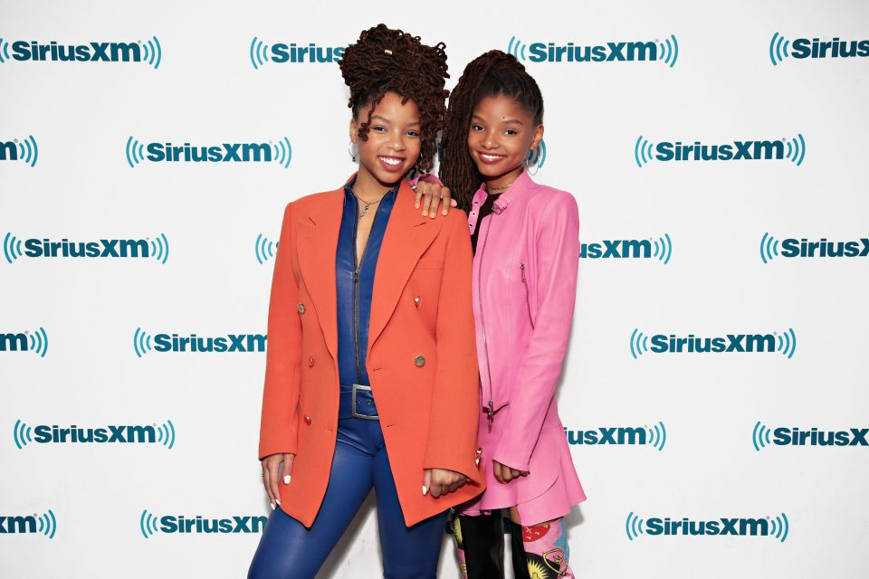 Chloe x Halle Celebrate Halle's High School Graduation