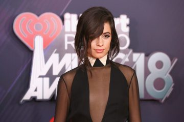 Camila Cabello Announces Her Supporting Act for the 'Never Be The Same Tour'
