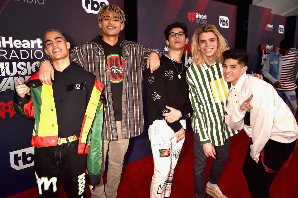 PRETTYMUCH Open Up About Writing New Track 'On My Way'