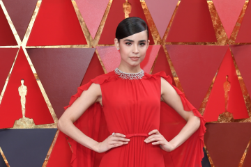 Sofia Carson Celebrates A Music Career Milestone