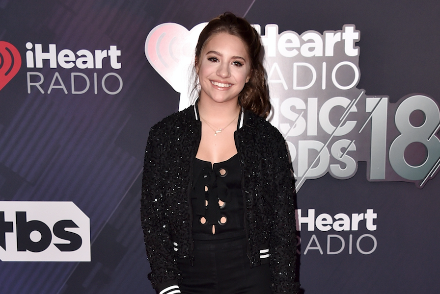 Mackenzie Ziegler Announces 'Kenzie's Rules For Life' Book Tour