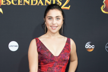 'Descendants 2' Actress Brenna D'Amico to Star in New ABC Comedy Series