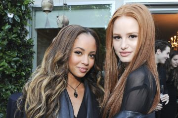 Madelaine Petsch and Vanessa Morgan Celebrate the End of 'Riverdale' Season 3