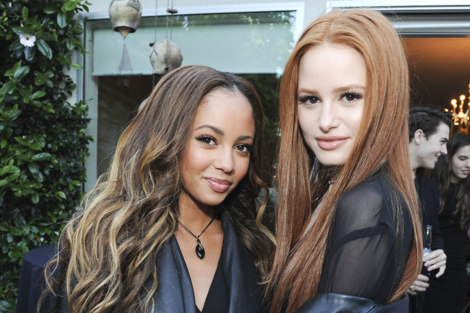 Vanessa Morgan: Working With Madelaine Petsch is Like 'Winning the Lottery'