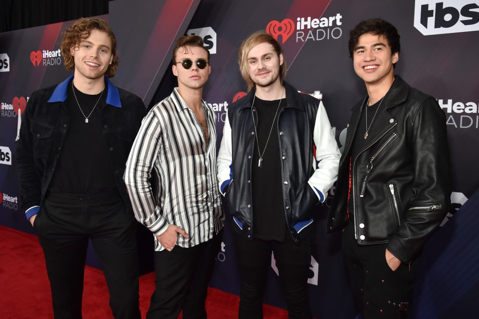 5 Seconds Of Summer Talk Finding Their Individual Sound In The Music Industry