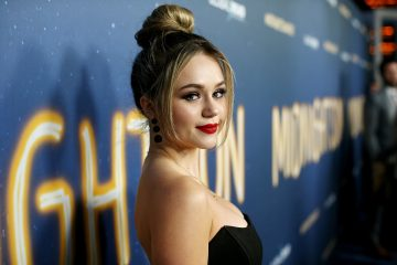 Brec Bassinger Teases The Release Of Her Upcoming Horror Film