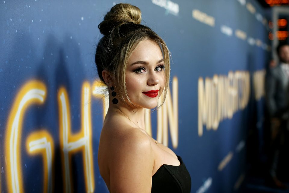 Brec Bassinger Announces Exciting New Role As DC Superhero 'Stargirl'