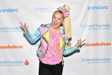 JoJo Siwa Celebrates This Huge 'Boomerang' Accomplishment