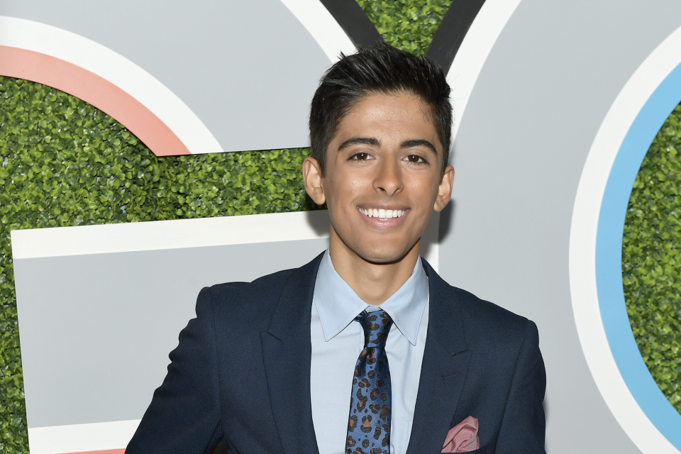 Karan Brar Dishes On How Hes Grown On Disney Tigerbeat