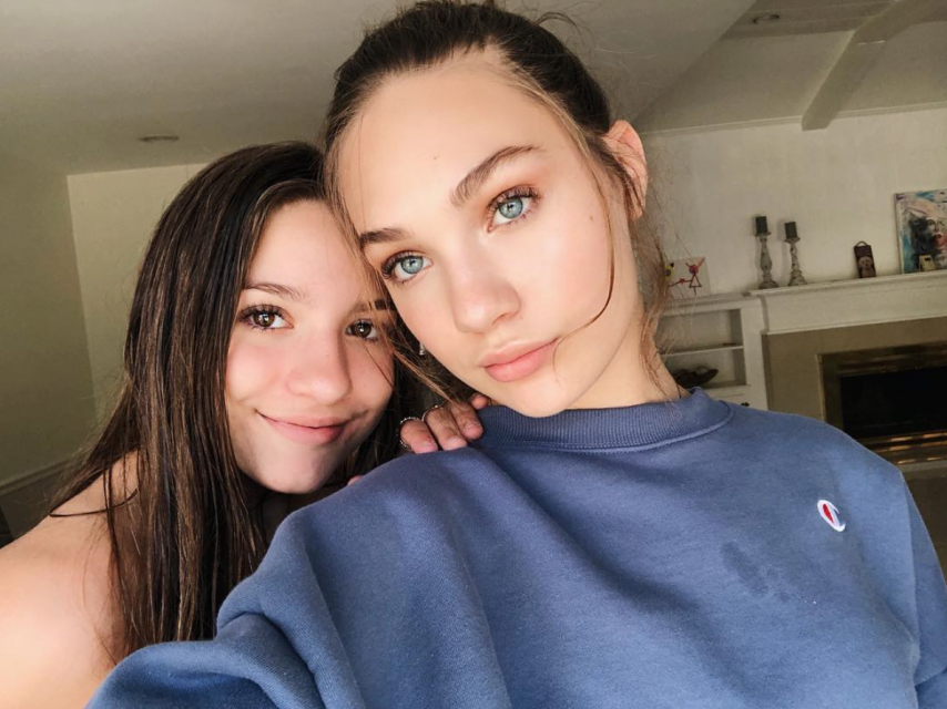 Maddie and Mackenzie Ziegler Announce Upcoming UK Tour