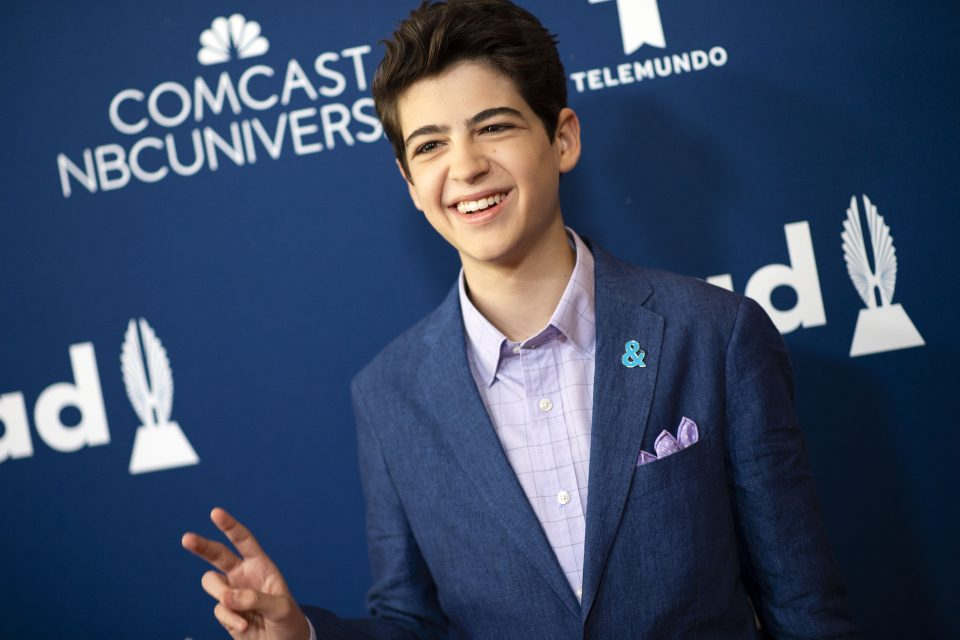 Joshua Rush Opens Up About Being Proud to Play Cyrus Goodman on 'Andi Mack'