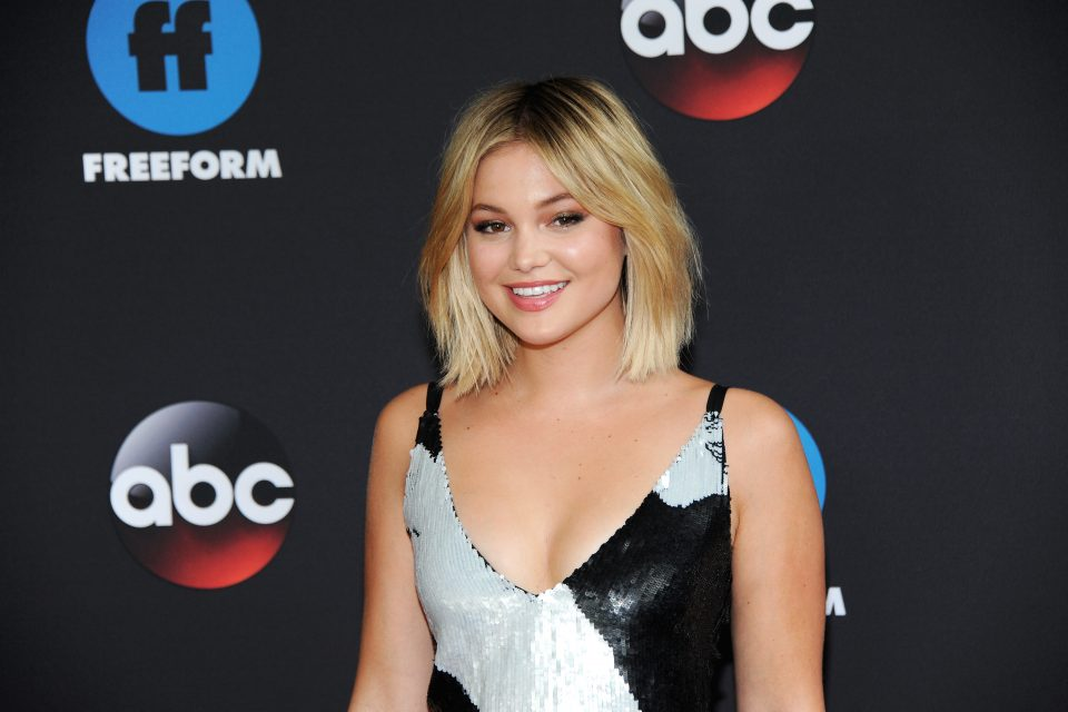Olivia Holt Dishes on How She'd Describe Her Personal Style