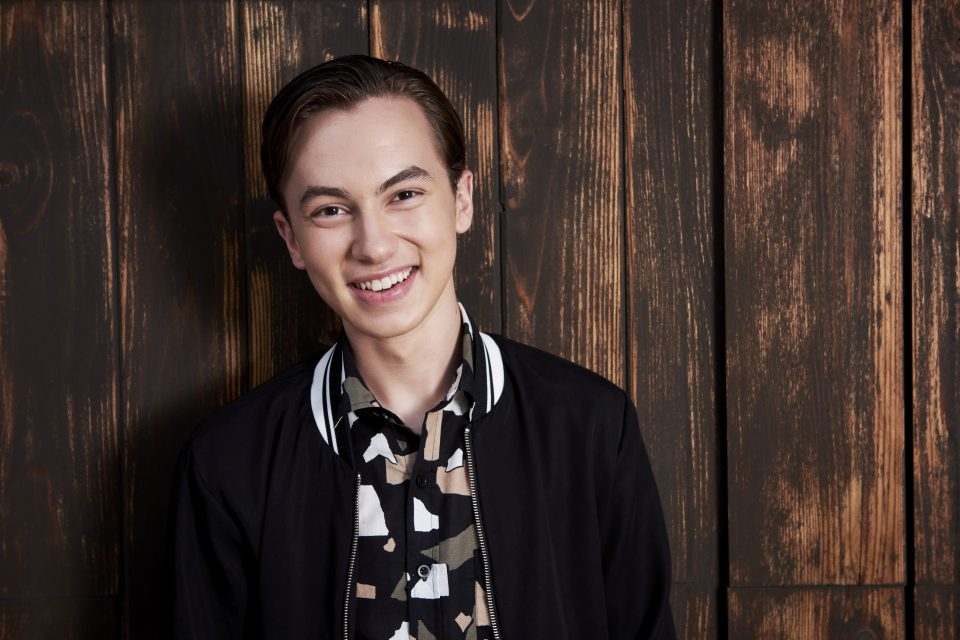 Hayden Byerly Opens Up About Saying Goodbye to 'The Fosters'