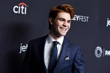 KJ Apa Joins Co-Star Ashleigh Murray and Kygo To Perform 'It Ain't Me'
