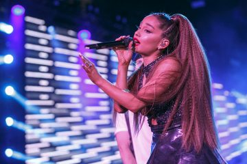 Ariana Grande Reveals Tracklist For Upcoming Album 'Sweetner'