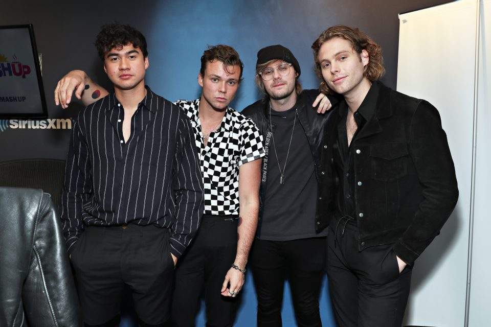 5 Seconds Of Summer Dishes On The Successful Evolution Of Their Music