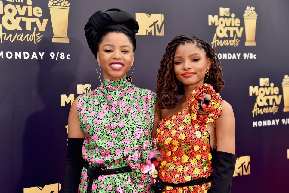 8 Times Chloe x Halle's Coordinating Outfits Made Us Want to Match With Our Bestie