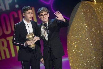Max & Harvey, Shawn Mendes and More Win Big At The Radio Disney Music Awards
