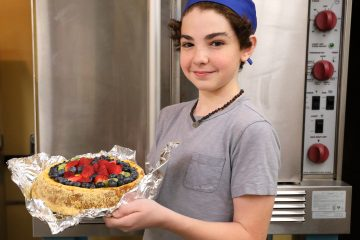 Inspiring Young Actor Sammy Voit Dedicates His Bar Mitzvah to Ending Homelessness