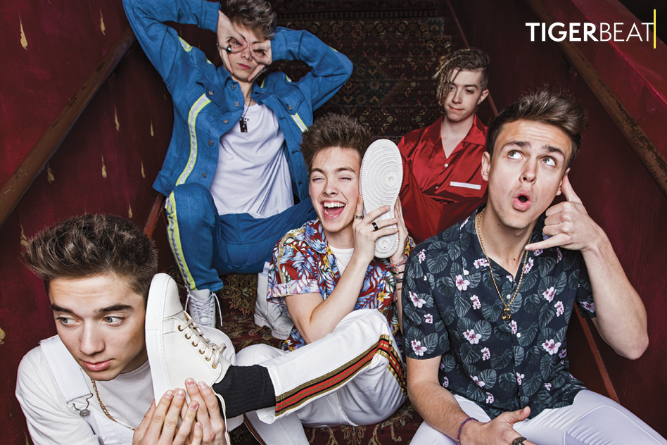 The Boys of Why Don't We Describe Debut Album '8 Letters' in Just 3 Words