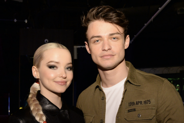 Dove Cameron Celebrates Boyfriend Thomas Doherty's Birthday With Sweet Social Media Message