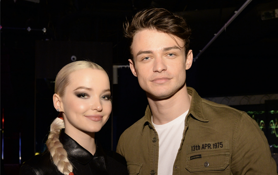 Dove Cameron and Thomas Doherty Kick Off Production on New Project 'Two Wolves'