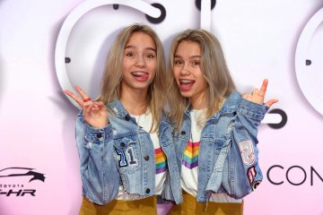 Musical.ly Stars Lisa and Lena Mantler Launch Fashion Collection with H&M