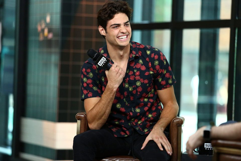 Noah Centineo Opens Up About Working With Camila Cabello On