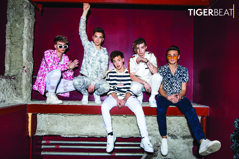 These Limelights Have No Chill About Why Don't We's New Song '8 Letters'