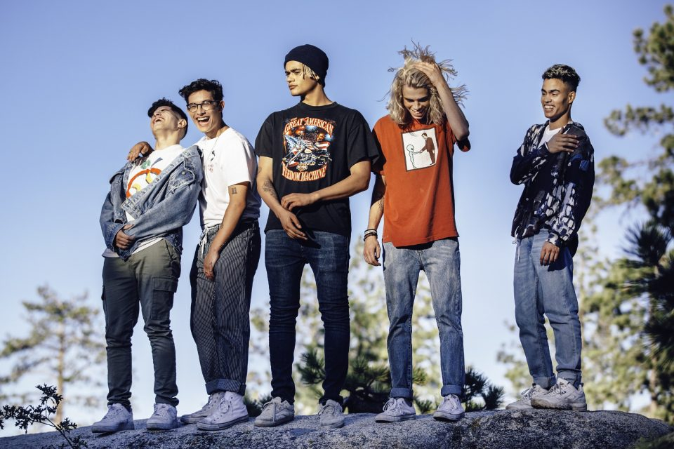 PRETTYMUCH Drops 'Summer On You' Music Video
