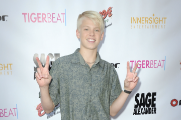 Carson Lueders and More Support Annie LeBlanc at Annie LeBling Launch Party