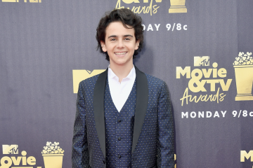 "Jack Dylan Grazer Shares New Pic From Upcoming Movie 'Shazam!"" Starring Asher Angel"