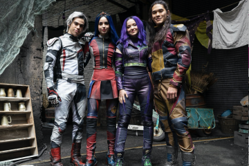 Disney Channel Teases 'Descendants 3' With New Character Portraits