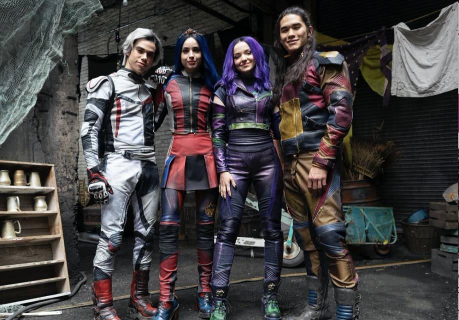 Disney Channel Fan Fest to Give Sneak Peek at 'Descendants 3'