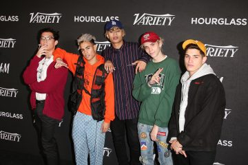 PRETTYMUCH Brings Their Biggest Fans on an Epic Bus Ride