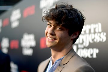 Noah Centineo Improvised His Shirtless Scene in 'Sierra Burgess Is A Loser'