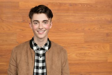 Greyson Chance Teases New Music After Deleting Entire Instagram Feed