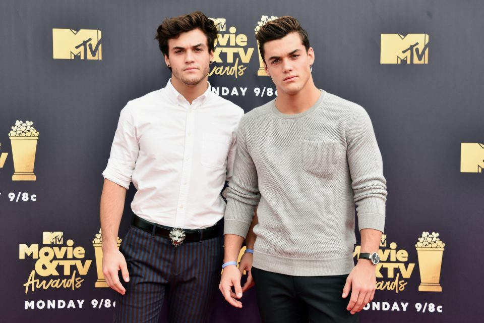 Ethan and Grayson Dolan Share Hilarious Bloopers From Past YouTube Videos