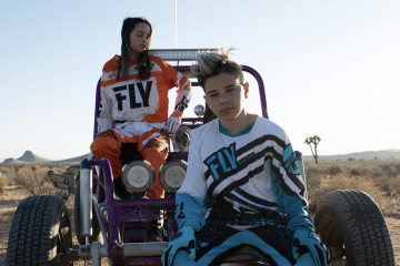 Christian Lalama Teams Up With Annie LeBlanc For Adventurous'Tic Toc' Visual