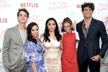 'To All The Boys I've Loved Before 3' Has Reportedly Begun Filming