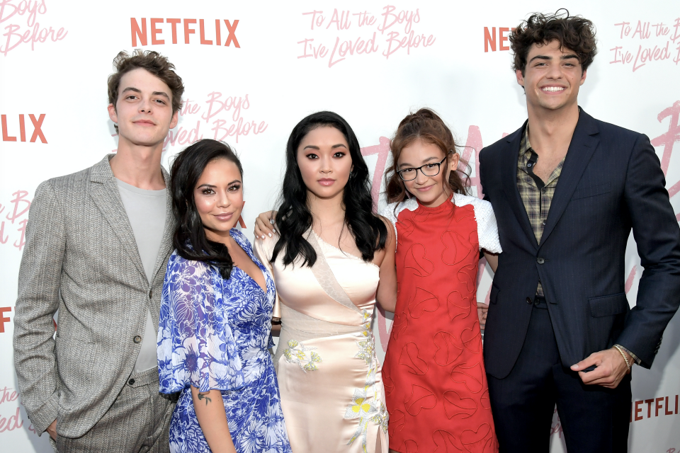 Watch: 'To All The Boys I've Loved Before' Cast Finds Out Which Character They Really Are
