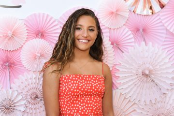 Mackenzie Ziegler Celebrates the Launch of Love Kenzie Beauty with Her Closest Friends and Family