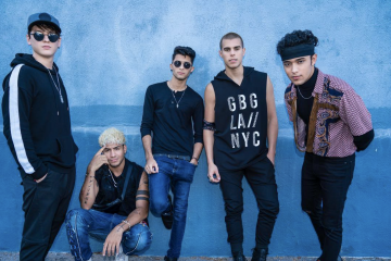 CNCO Set To Perform At 2018 Latin AMAs